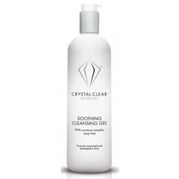 Crystal Clear Soothing Cleansing Gel