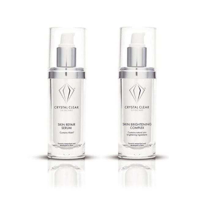 Crystal Clear Skin Brightening Complex